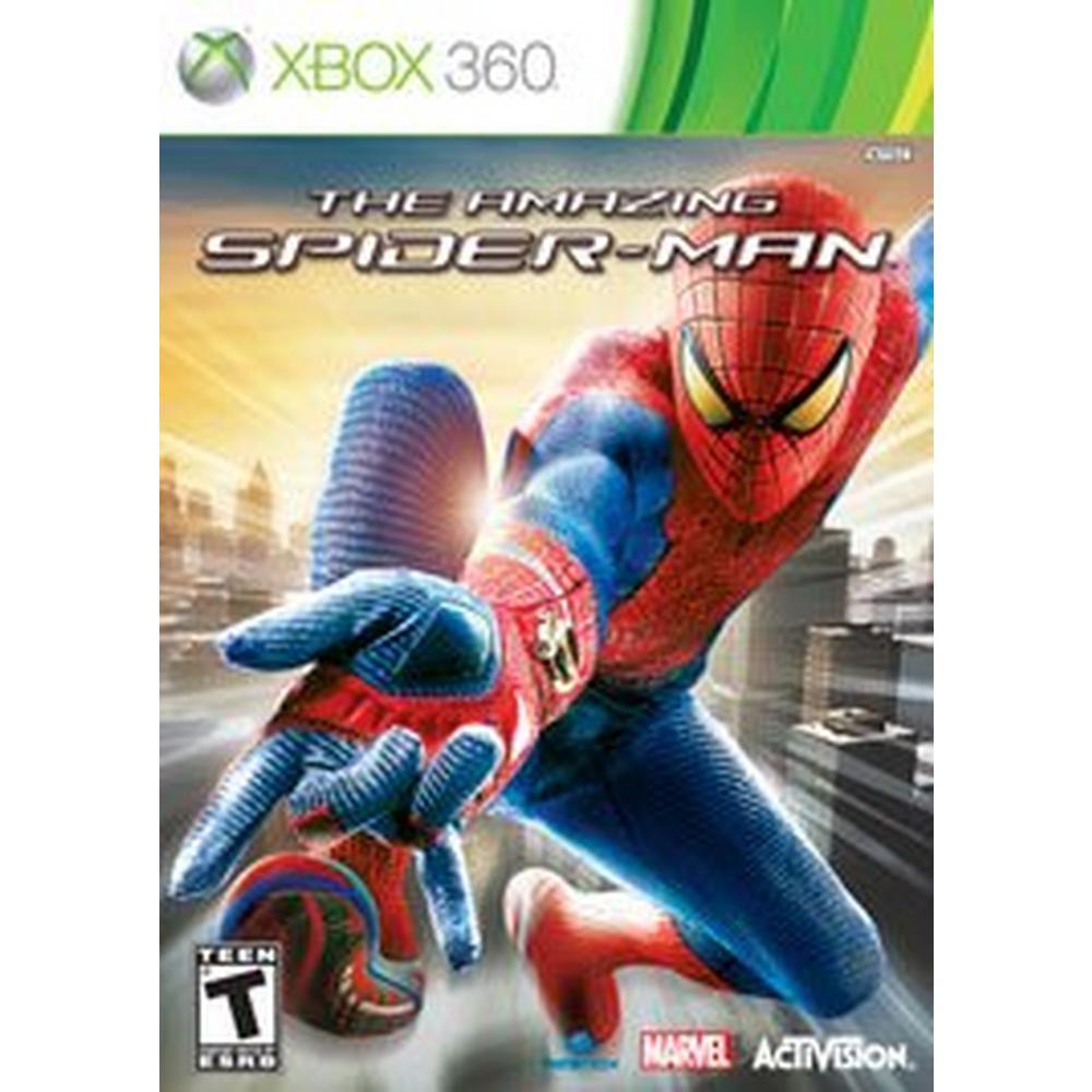 The Amazing Spider-Man   Xbox 360   GameStop