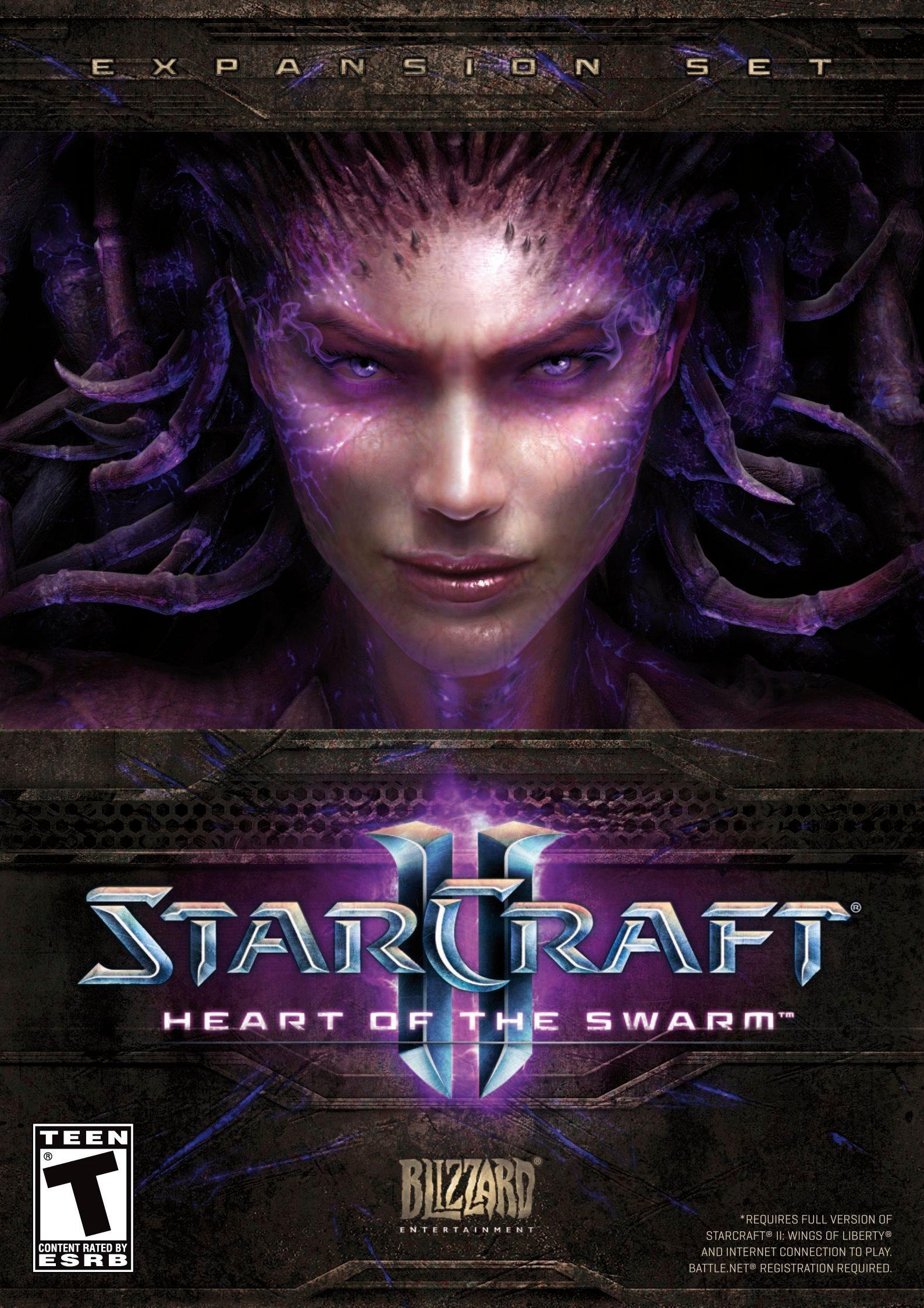 Starcraft II Heart of the Swarm - Starcraft II: Heart of the Swarm | PC