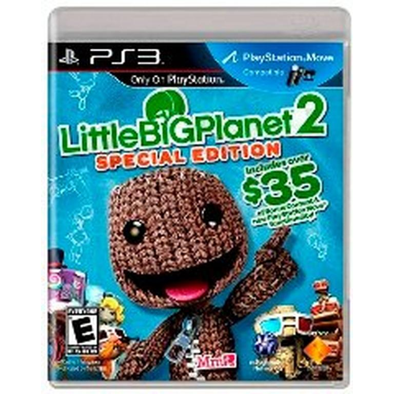 LittleBigPlanet 2 Special Edition