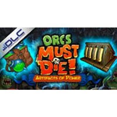 Orcs Must Die! Artifacts of Power