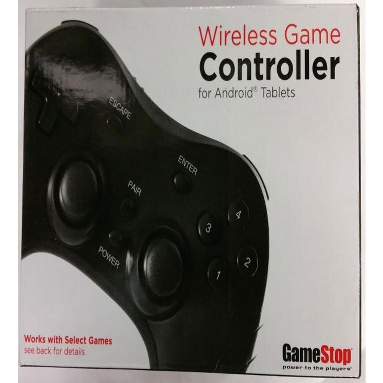 Tablet Wireless Game Controller