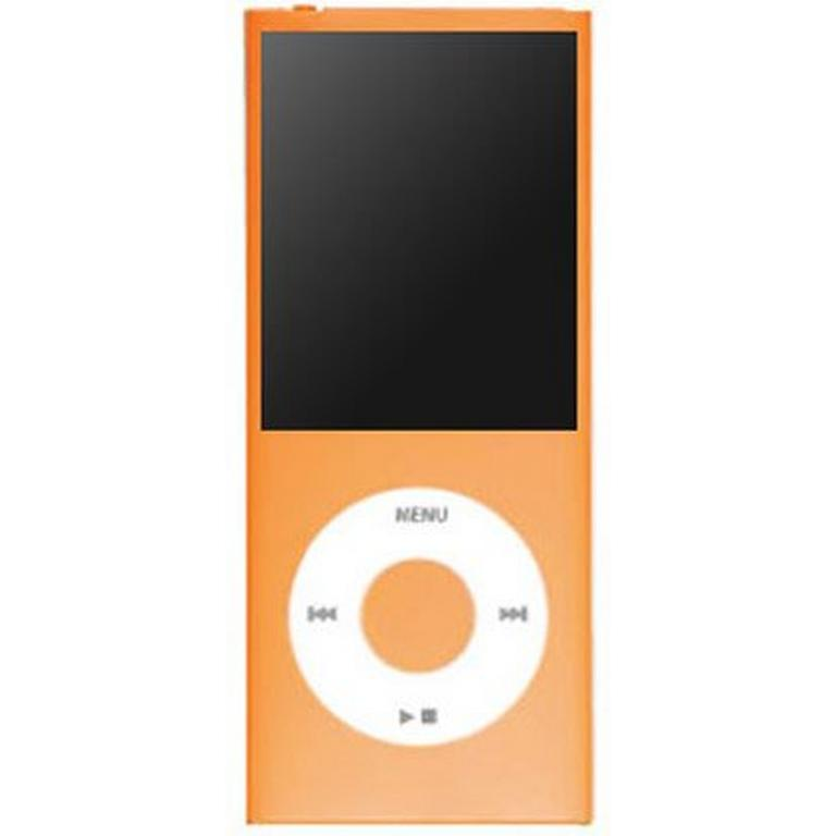 iPod nano Gen 4 8GB GameStop Premium Refurbished
