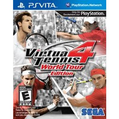 Virtua Tennis 4 World Tour