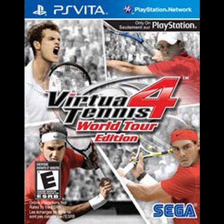 Virtua Tennis 4 World Tour