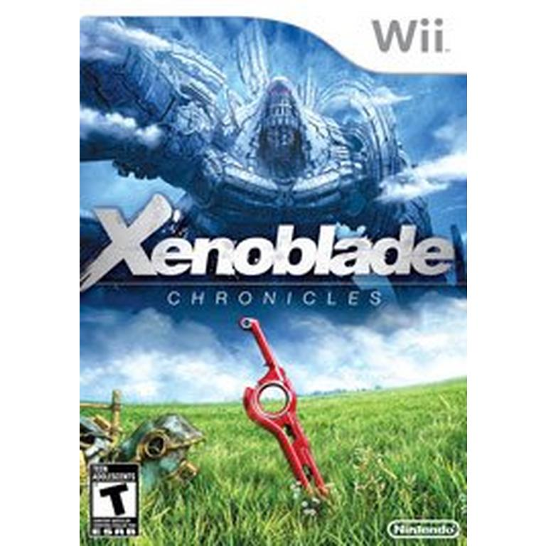 Xenoblade Chronicles Only at GameStop