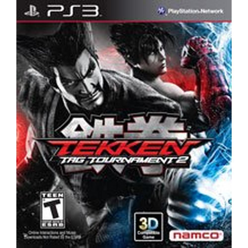 Trade In Tekken Tag Tournament 2 Gamestop