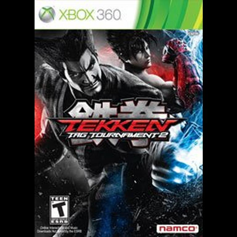 Tekken Tag Tournament 2 Xbox 360 Gamestop