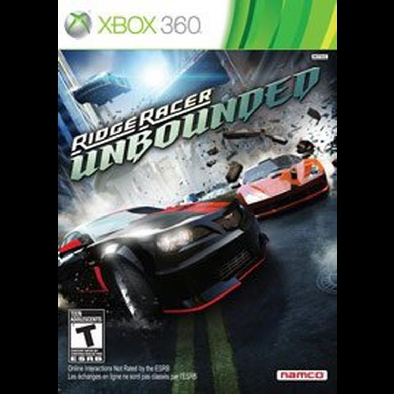 Ridge Racer Unbounded