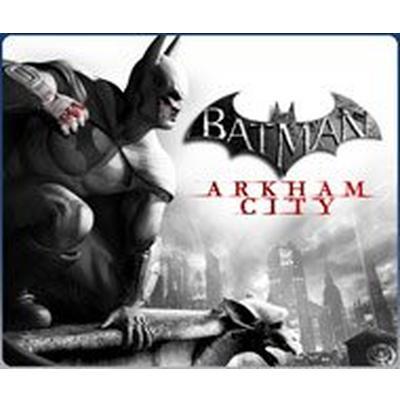 Batman: Arkham City - Challenge Map Pack