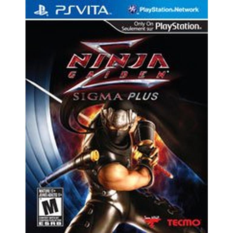 Ninja Gaiden Sigma PLUS | PS Vita | GameStop