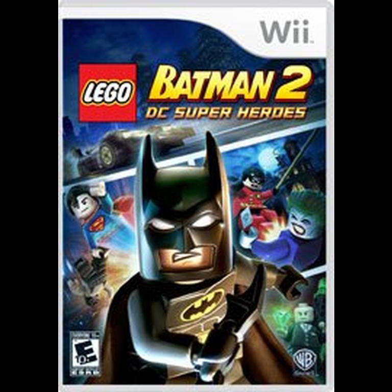 Lego Batman 2 Dc Super Heroes Nintendo Wii Gamestop