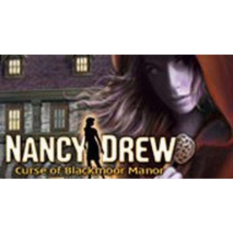 Nancy Drew(R): Curse of Blackmoor Manor