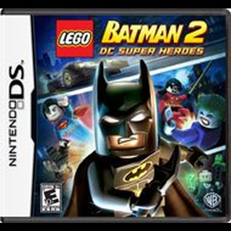Lego Batman 2 Dc Super Heroes Nintendo Ds Gamestop