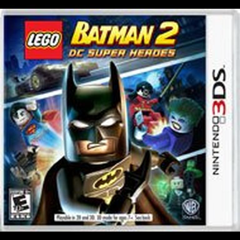 Lego Batman 2 Dc Super Heroes Nintendo 3ds Gamestop