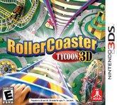 Rollercoaster Tycoon 3D   Nintendo 3DS   GameStop