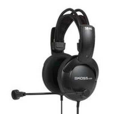 SB40 Full Size Communication Headsets