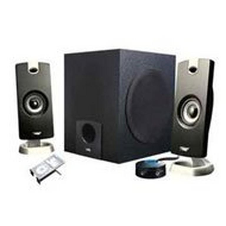Cyber Acoustics Multimedia Speaker System