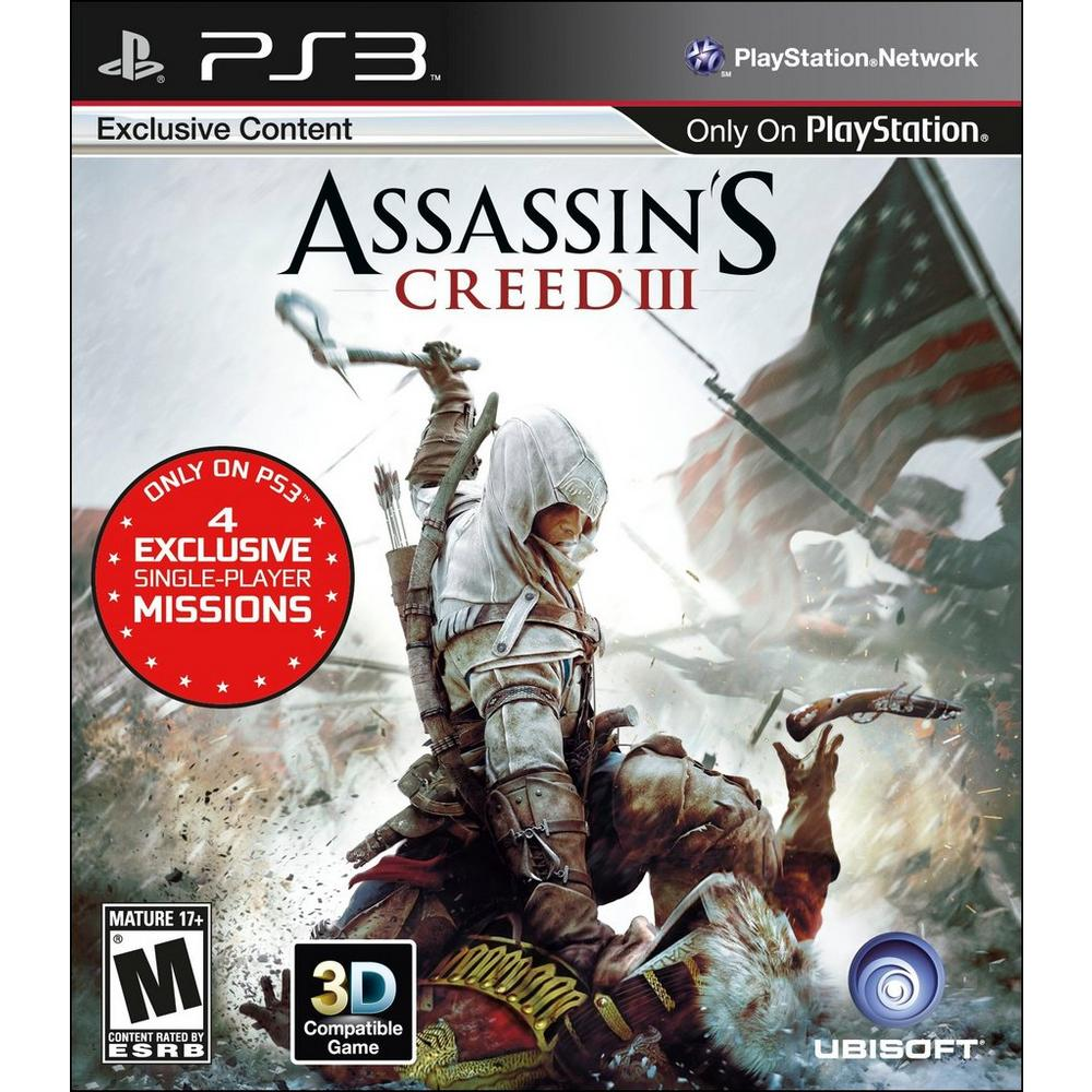 Assassin's Creed III | PlayStation 3 | GameStop