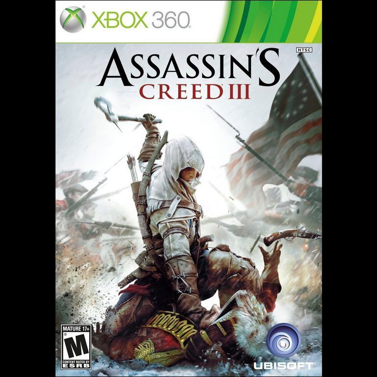 Assassin S Creed Iii Xbox 360 Gamestop