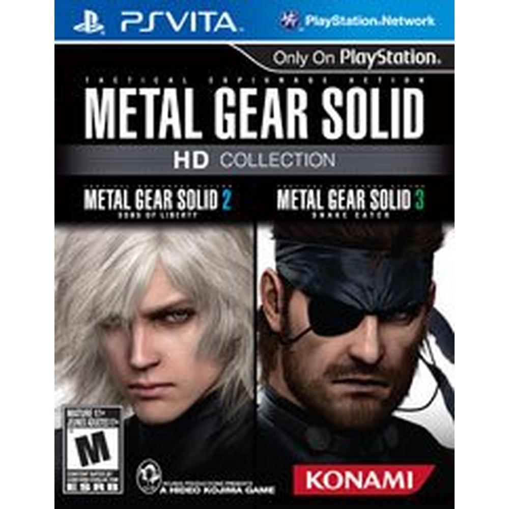 Metal Gear Solid: HD Collection | PS Vita | GameStop