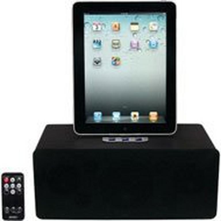 Docking Speaker Station for iPad(R), iPod(R) and iPhone(R)