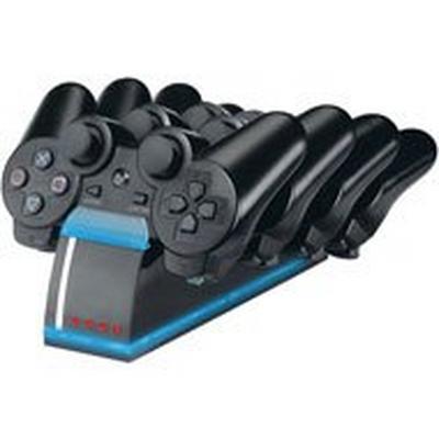 PlayStation 3 Quad Dock Controller Charging Station