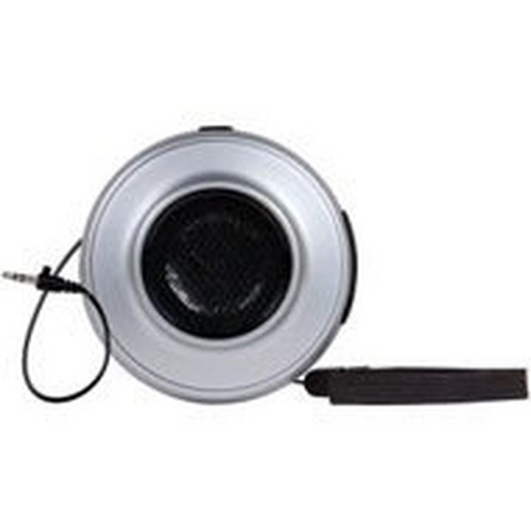 iSound GoSound Speaker - Silver