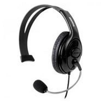 Xbox 360 X-Talk Solo Black Wired Gaming Headset