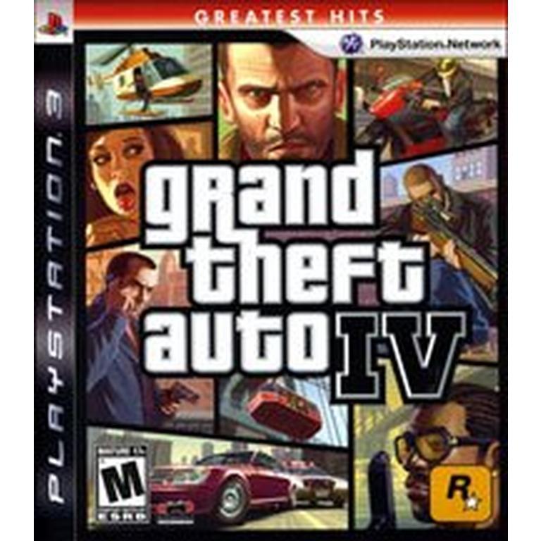 Grand Theft Auto IV Greatest Hits
