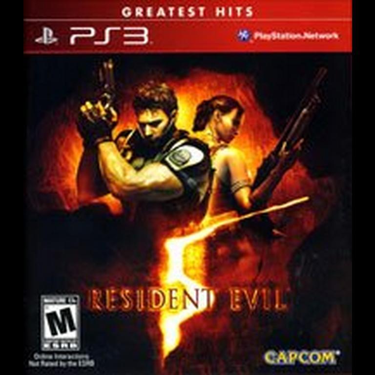 Resident Evil 5 Greatest Hits