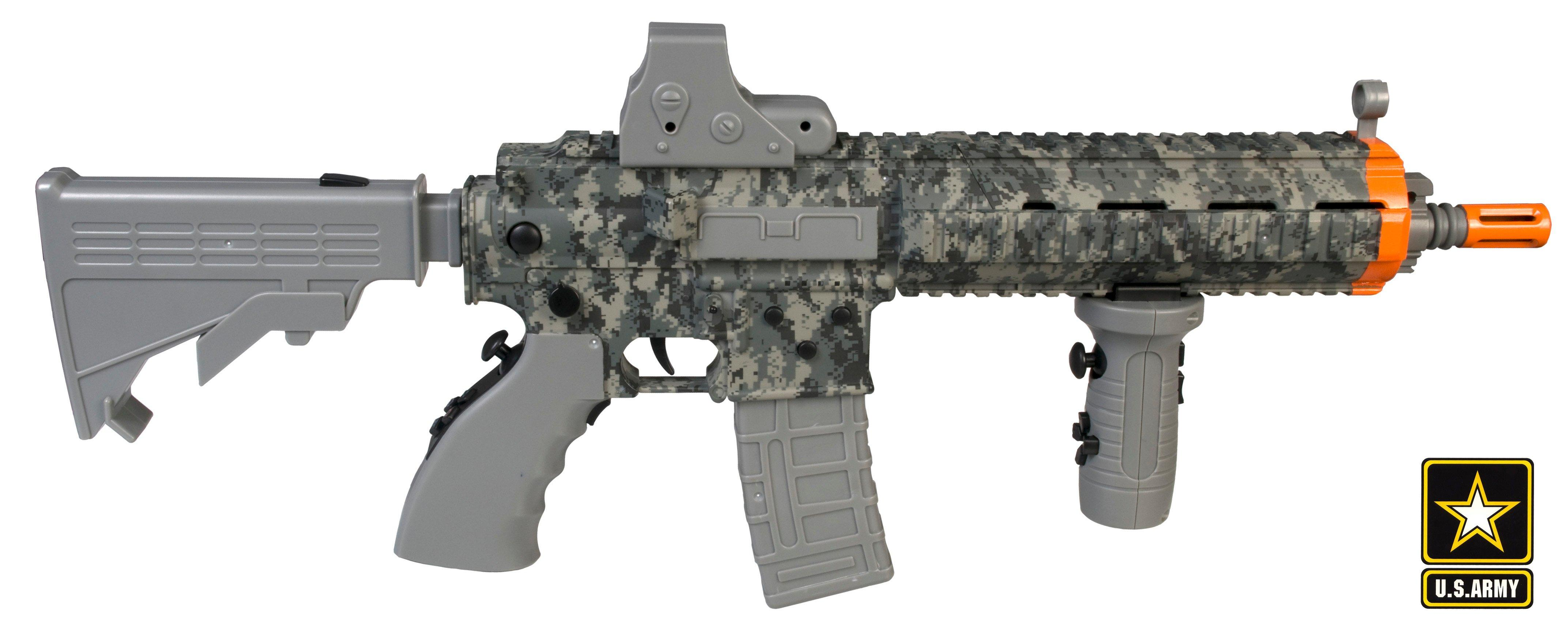 U S  Army Elite Force Assault Rifle For PlayStation 3 & Move - Only at  GameStop | PlayStation 3 | GameStop