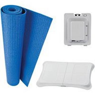 Wii Fit 3n1 Combo Kit
