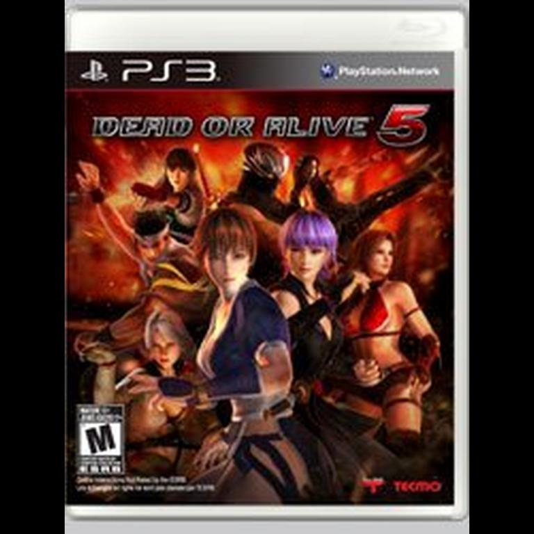 Dead Or Alive 5 Playstation 3 Gamestop