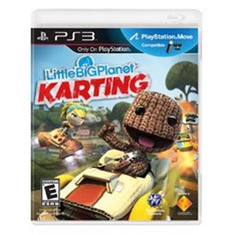 LittleBigPlanet: Karting