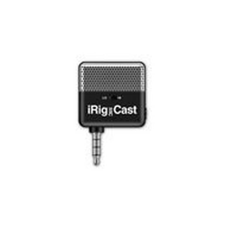 iRig Cast Compact Microphone