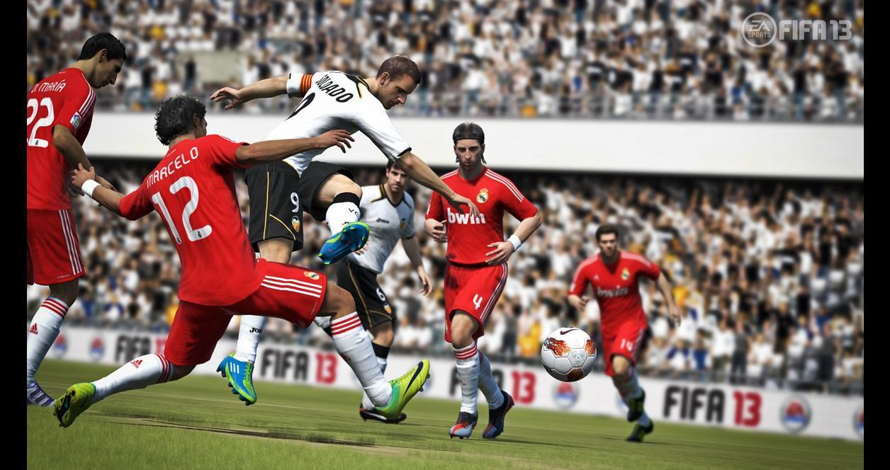 FIFA Soccer 13