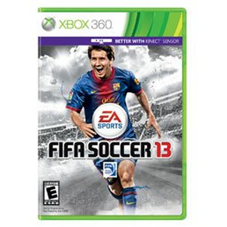 Electronic Arts FIFA Soccer 13 Xbox 360 Available At GameStop Now!