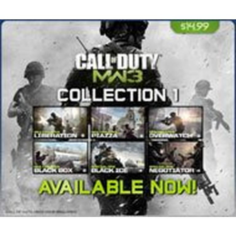 Call of Duty: Modern Warfare 3 DLC Collection 1 | PlayStation 3 | GameStop
