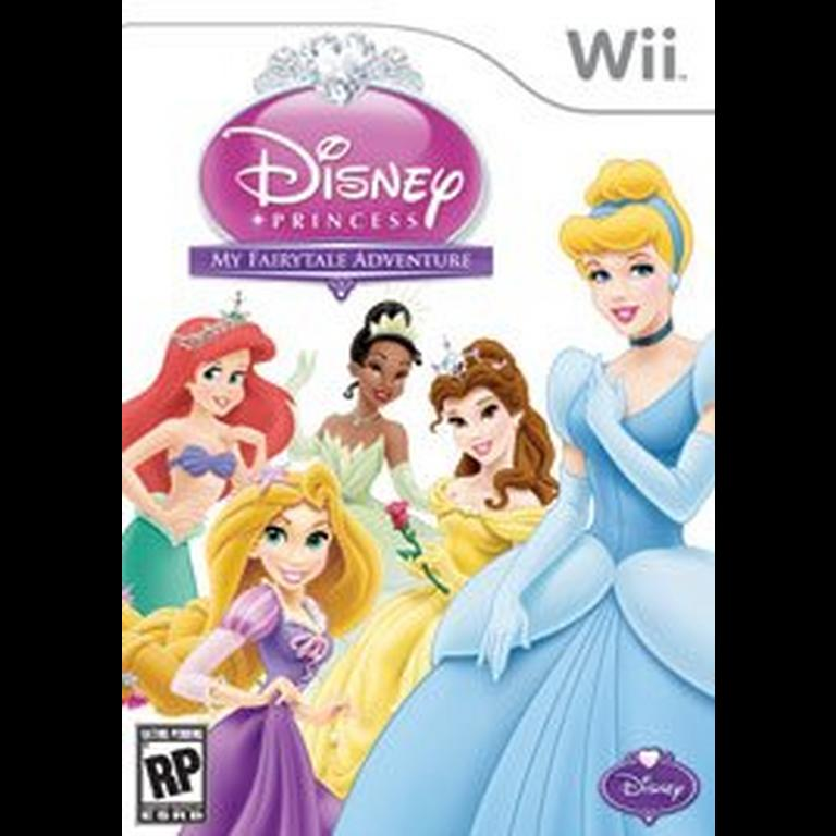 Disney Princess My Fairytale Adventure Nintendo Wii Gamestop
