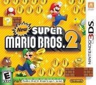 New Super Mario Bros 2 Nintendo 3ds Gamestop