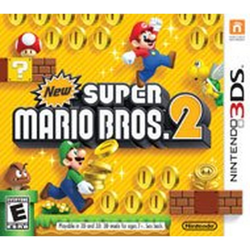 New Super Mario Bros  2 | Nintendo 3DS | GameStop