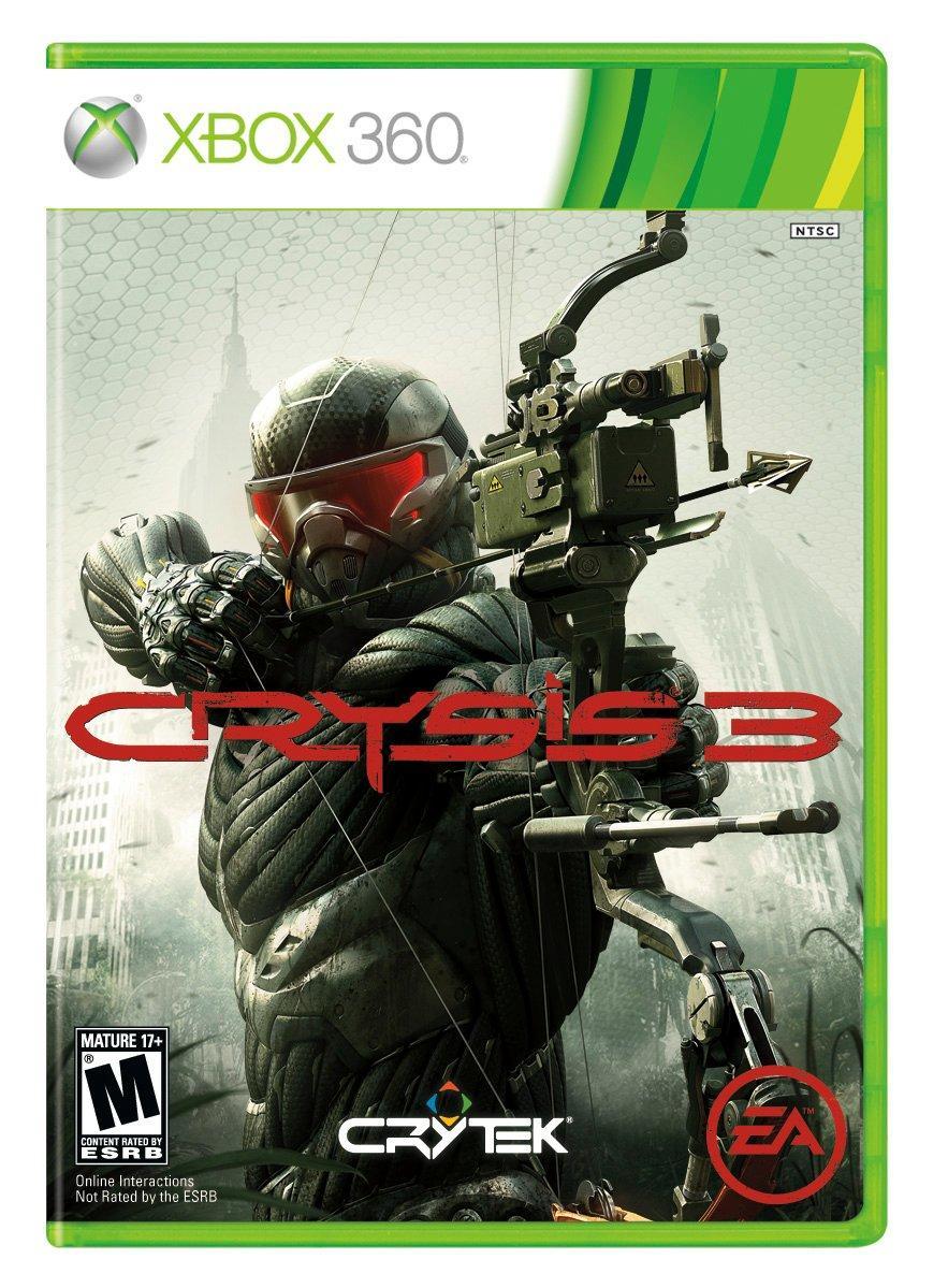 Crysis 3 | Xbox 360 | GameStop on