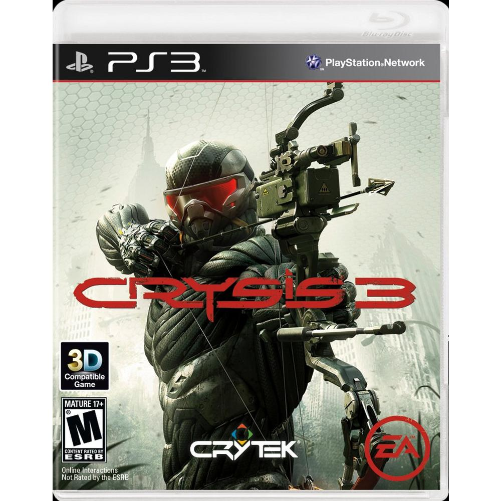 Crysis 3 | PlayStation 3 | GameStop