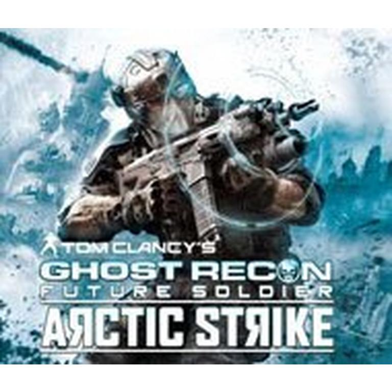 Ghost Recon Future Soldier - Arctic Strike Map Pack DLC