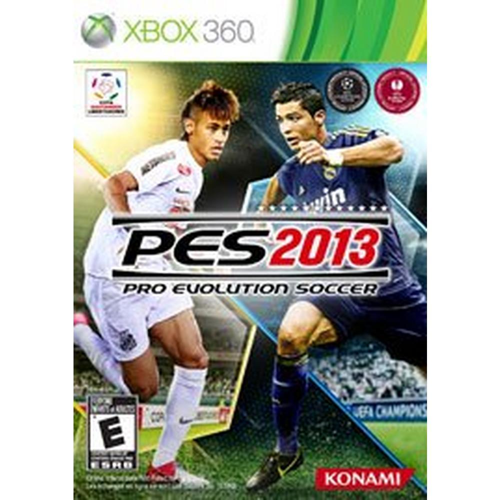 Pro Evolution Soccer 2013   Xbox 360   GameStop