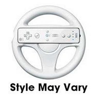 Wii Racing Wheel/Grip
