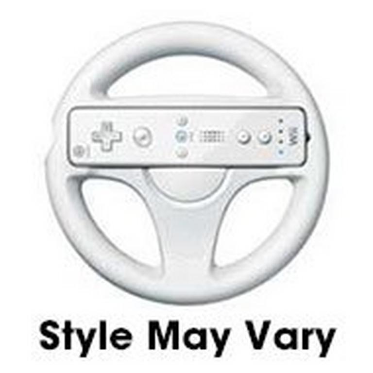 Wii Racing Wheel/Grip