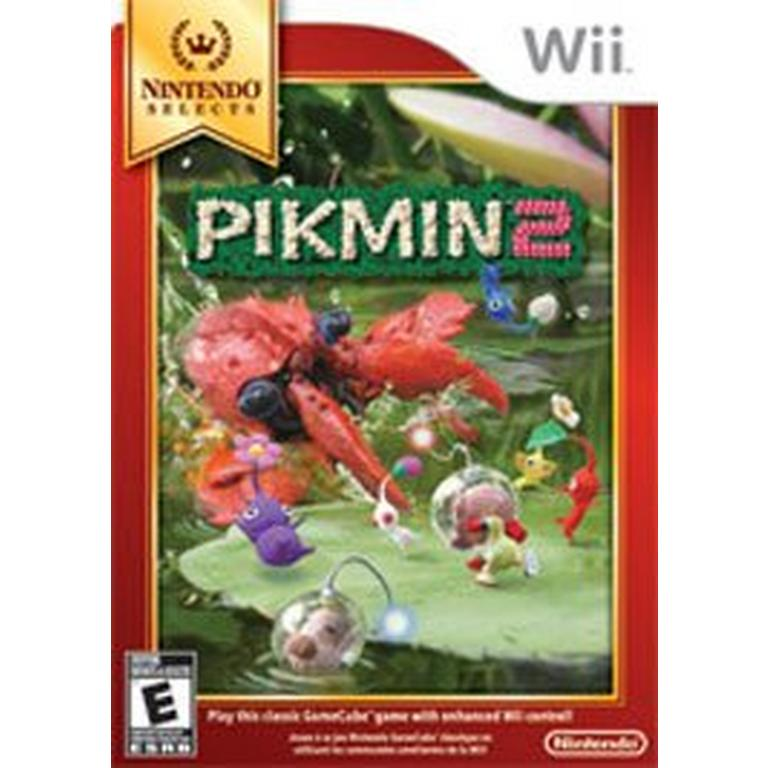 Nintendo Selects: Pikmin 2