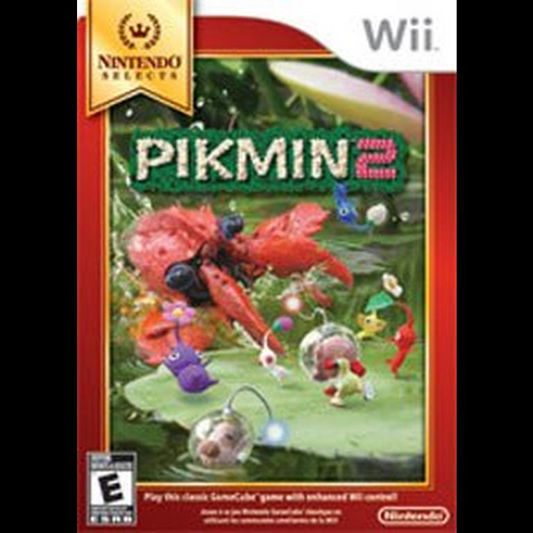Pikmin 2 Nintendo Selects