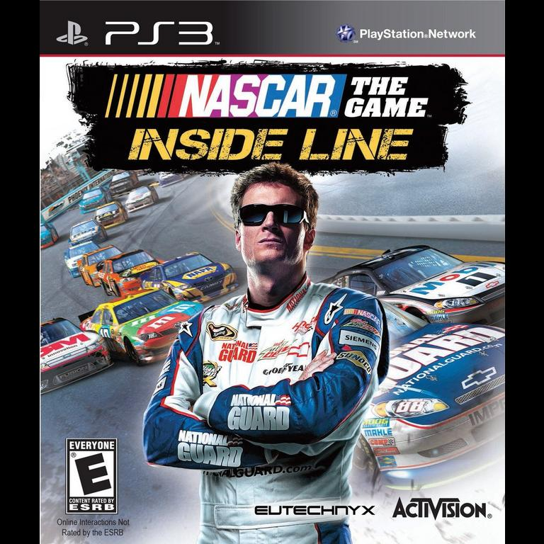 Nascar The Game Inside Line Playstation 3 Gamestop